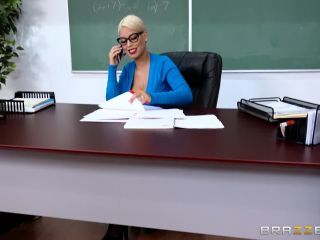 Teacher's Tits Are Distracting