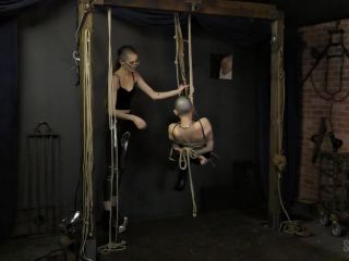 Feel My Ropes - Abigail Dupree, Goddess Kyaa, hijab femdom on femdom porn
