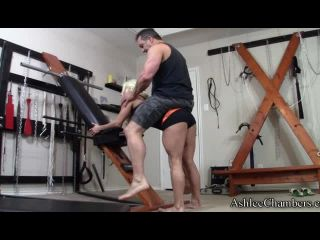 Topless Lift and Carry Workout #2