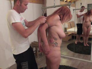 jessa rhodes bdsm fetish porn   Fully Breast Suspension for Bettine   online
