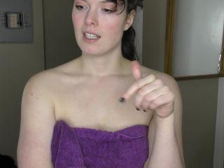 White Boi Sissy for BBC Mesmerize – Tigger Rosey on feet stella cox femdom