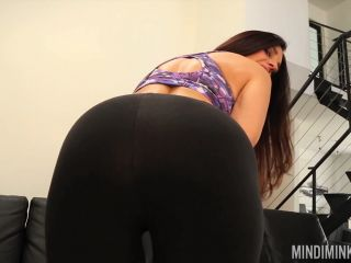 Mind Mink in Yoga Solo