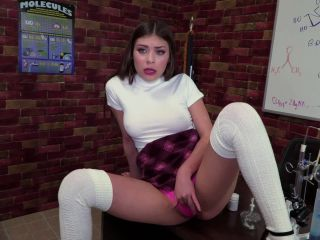 Winter Jade - Entitled Little Bitch becomes Ahego Trained School Girl ...