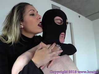 Nikki Brooks - Chastity Release Day Means You Get Ballbusted - Worship ...