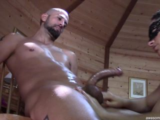 awesomehandjobs e109 fifty minutes of cock worship