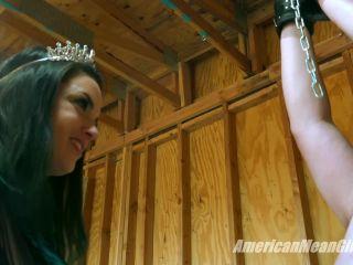 The Mean Girls - Princess Gemma - Thank Me For A Ballbusting (1080 HD), fetish live on fetish porn