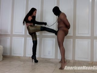 Miami Mean Girls - Queen Quenzi - Worship The New Queen on gangbang xxx crying fetish