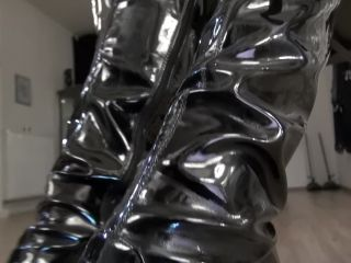 Calea Toxic teach you how to be her boot slave! POV - Worship, Mistres ...