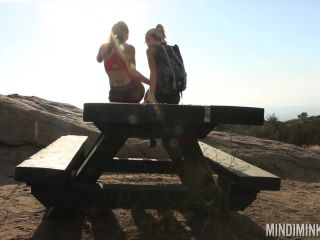 Mindi Mink in Picnic with Samantha Rone