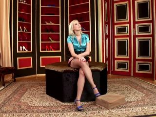 Foot Fascination #1 on fetish porn daphne rosen femdom - ferrera gomez - cumshot old femdom - legs and feet - cumshot royal fetish