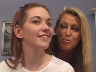 mature blonde woman sex threesome | Don't Tell Mommy #13, Scene 3  | main
