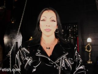Online femdom video Goddess Cheyenne - Strap-On Prep