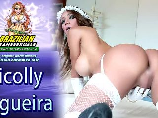 Horny Nicolly Nogueira Jacks Off 854 Nicolly Nogueira