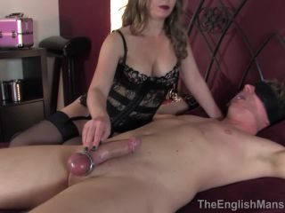 The English Mansion – Tied Teased Fucked Ruined – Mistress T!)