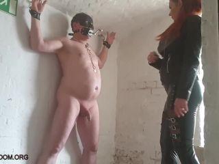 extreme femdom pegging fetish porn |  | electric play
