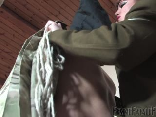 Femme Fatale Films - Miss Zoe - The Painful Truth!!!