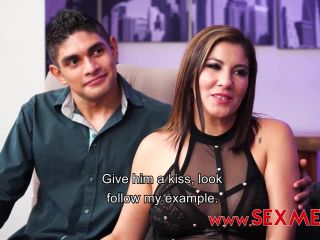 Pamela Rios, Teresa Ferrer - The Motherfuckers Club 3 - SexMex (HD 2020)