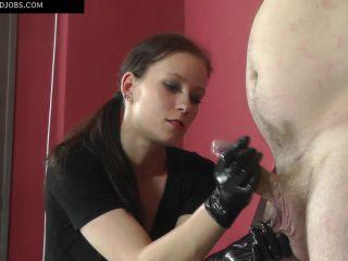 cruel handjobs  mistress anette  perky anette  femdom handjob