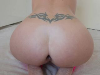 Helena Lana monster beads stretching her asshole