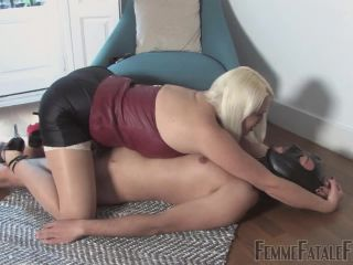 Femmefatalefilms - Mistress Heather - I Love To Hurt You Complete on fetish porn dirty fetish porn