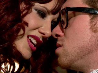 FemDom Edging, Teasing and Prostate Milking Test Shoot on femdom porn cast fetish porn