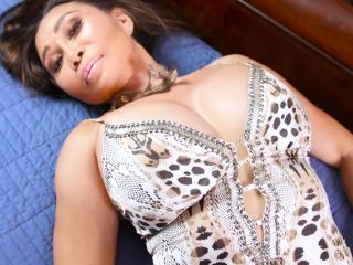 Sexy asian mature model with big tits solo