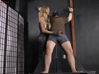 long toenails fetish handjob   Cruel Mistresses - Horny Slave's Punishment (1080 HD) - Mistress Tatjana - Handjob   milking