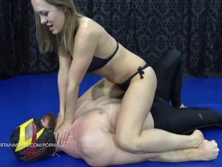Humiliating Maledom 60' - Blue Angel