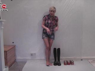 8446 - Sticky Riding Boots