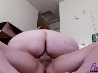 Julie Ginger Breaking in the New Apartment