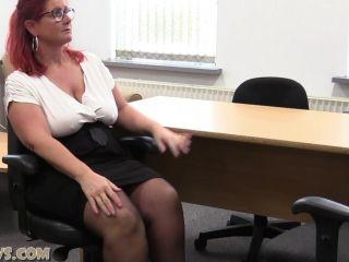 Manuela – secretary to HuCow!!!