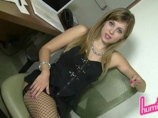 Princess Missy - Office Intern Missy Makes You Sissy-Cream Your Cucky Coffee!!!