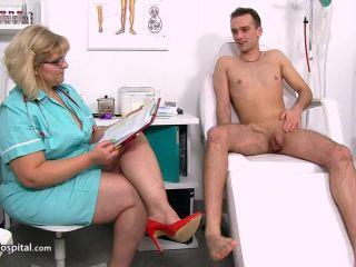 SpermHospital – anna m 1 | mature | mature