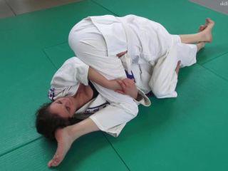 female heartbeat fetish Skilled Female Fighters - Lubka Grappling Fight Vs. Gernot, fighting on femdom porn