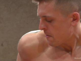 Brock Avery vs. Tyler Rush - The Dog Fight - blowjob - tattoo smoking fetish
