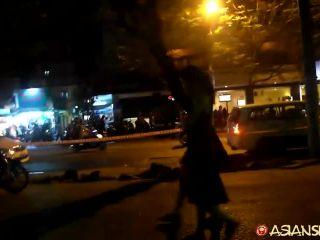 Thai street teen sex in hotel room
