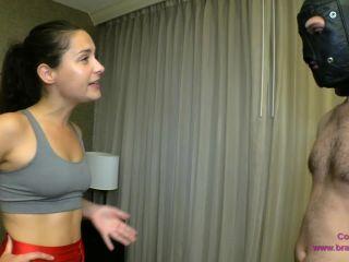 punter fetish fetish porn | Brat Princess 2 – Tilly – Roadie Gets Ball Kicked by Rock Stars Bratty Step-Daughter | ballbusting