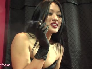 Asian Goddess Miki - Electrical Fleshlight Frenzy With Bonus Severe Caning - WomenOnTop (FullHD 2020)