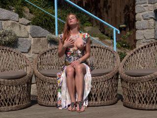 Pjgirls presents Chrissy Fox – Outdoor – 2020-06-26!!!