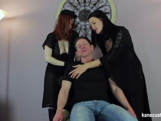 Kimberly Kanes Custom Clips: Olivia Fyre, Kimberly Kane - We Put A Spell On You - breathe play - femdom porn gay leather fetish