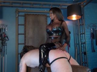 Video online Kinky Mistresses – Mistress Adina – CP on ebony nylon fetish sex