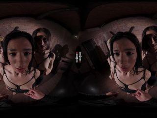 DarkRoomVR  Butts Made For Challenge  Natasha 10  Daniela Ortiz  Alicia Trece