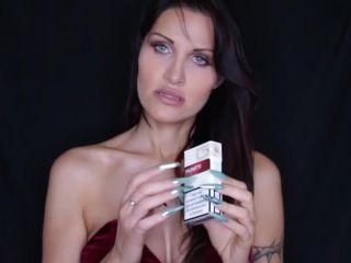 Lady Mesmeratrix - MENTAL PROGRAM FOR MONEYSLAVERY - smoking