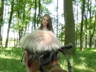 Lucianna Karel Nympb In The Woods Lucianna Karel (HD), rocco siffredi anal on anal porn