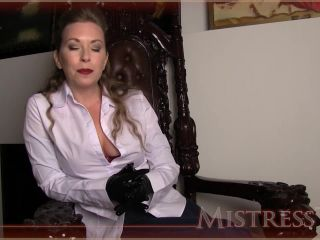 cum for latex gloves