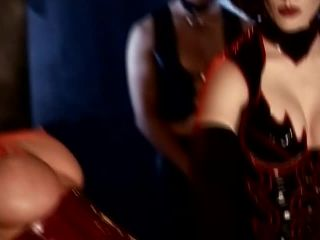 The Black Room, Scene 1  | mff | bdsm porn
