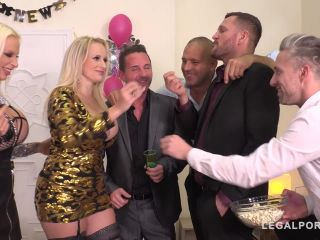 Sophie Anderson, Angel Wicky – New Years Eve Dap Group Sex Orgy With Busty Sophie Anderson!!!