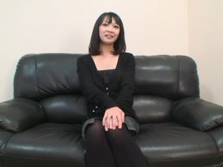 Small tits japanese milf creams from vibrators and cock!
