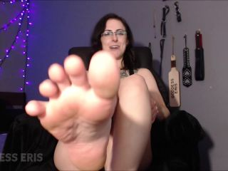 Porn tube Goddess Eris – Burp Filled Foot Massage 1920×1080 HD