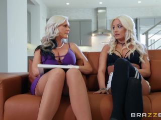 – MommyGotBoobs presents Alena Croft in Getting It On With My Girlfriend's Mom